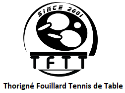 Thorigné Fouillard Tennis de Table